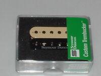 Seymour Duncan TB-5 Custom Trembucker REVERSE ZEBRA Guitar Pickup New Warranty
