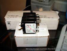 New Carling Technologies Circuit Breaker 3Pole 2.5A Ba3-B2-46-425-211-D Free Shi