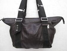 AUTHENTIQUE sac à main  NANNINI  cuir BEG vintage bag*