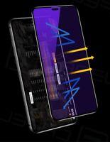 iPhone XS - Vetro Temperato CURVO Cornice  3D Pellicola schermo