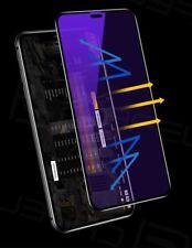 Apple iPhone XS MAX - Vetro Temperato CURVO Cornice  3D Pellicola schermo