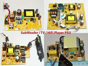 Sony HT-CT Samsung Panasonic Subwoofer Hi-Fi TV Audio Player Power Supply #B19
