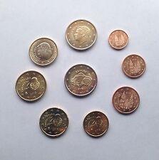 Tira De Euros 2015 España S/C Spain 9 Valores 1 Centimo A 2€ + 2€ Conmemorativa