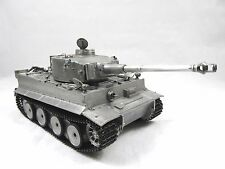 Complete Metal 1/16 Mato Tiger I KIT Version Infrared RC Tank Metal Color 1220