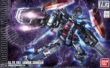 """Bandai Hobby HGTB Full Armor Gundam ver Thunderbolt Anime Color """"Gundam Thunder"""