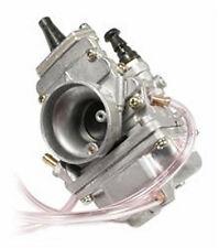 Mikuni Geniune TM 24mm 24 mm Flat Slide Smoothbore Carb Carburetor TM24-8001