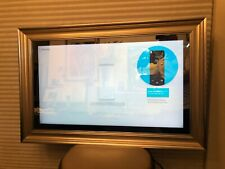 "MIRROR TV SAMSUNG 32"" ""Q50 Series"" SMART 4KTV GOLD FRAME HUGE DISCOUNT!"