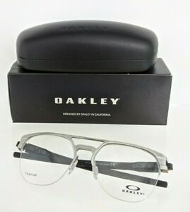 Brand New Authentic Oakley Eyeglasses OX5134 0354 LATCH TI Titanium 54mm 5134