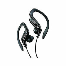 JVC HA-EB75 In-Ear Sweat Resistant Sports Headphones with Adjustable Clip
