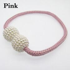 Tiebacks Pearl Beads Tie Backs Buckle Clips Holdbacks Tool Magnetic Curtain Hot