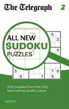 The Telegraph All New Sudoku Puzzles 2 (The Telegraph Puzzle Books),New Conditio