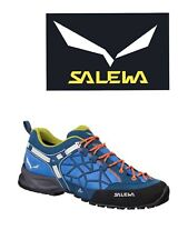 SALEWA MS WILDFIRE PRO scarpa uomo APPROACH codice 63419 Royal blue/holland