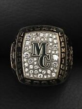 Methodist Monarchs 2004 USA South Championship Basketball Player Ring