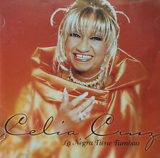 Celia Cruz La Negra Tiene Tumbao Salsa CD SONY 2001 MINT