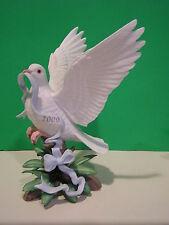 LENOX MILLENNIUM DOVE  sculpture  - Mint - NO BOX - Bird 2000