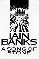 A Song Of Stone by Banks, Iain Hardback Book Excellent condition