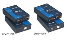 [M-U1250I] MOXA - Convertitore da USB a due seriali (232/422/485) isolate