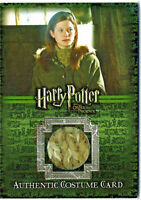 Harry Potter Order of the Phoenix Costume Card C5 Ginny Weasley Jumper #132/660