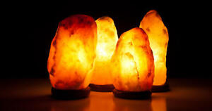 Premium Quality Himalayan Salt Lamp Crystal Pink Salt Lamp Healing Ionizing Lamp