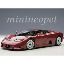 AUTOart 70977 BUGATTI EB110 GT 1/18 MODEL CAR DARK RED
