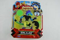 ZAG Heroez Power Players *GALILEO* Figure Weapon Cartoon Network Animated Series