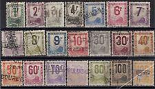 France - 1944 - Lot colis postaux - Oblit - Used