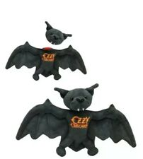 Ozzy Osbourne Plush Bat Toy Removable Head Official