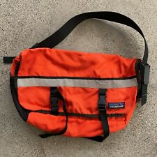 Vintage Patagonia Messenger Bag Made In USA Like Timbuk2 Zo Chrome