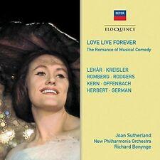 Joan Sutherland / Richard Bonynge - Love Live Forever [New CD] Australia - Impor