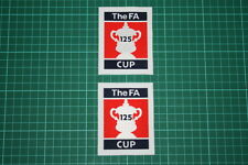 FA CUP FINAL 125th ANNIVERSARY BADGE 2006