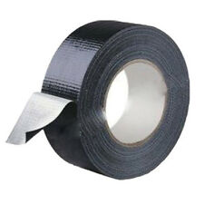 Waterproof Black Highly adhesive Heavy Duty Gaffer Cloth Duct Tape 4.8cm*9mnew""