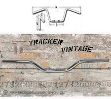 Manillar Rastreador Vintage Cromado Comandos 22mm