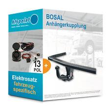 Opel Astra H Caravan 04- BOSAL Anhängerkupplung starr + 13polig E-Satz inkl. EBA