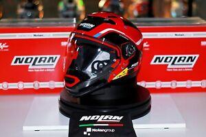 Nolan N44 EVO - Viewpoint N-Com (46-Corsa Red)