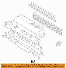 FORD OEM 17-18 Escape Radiator-Grille Shutter GV4Z8475A