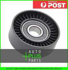 Fits TOYOTA YARIS 2005-2011 - Idler Tensioner Drive Belt Bearing Pulley