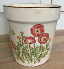 Ceramic Planter Floral