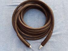 More details for  pressure washer jetwash carwash high pressure 2 wire 10 meter hose 3/8 400 bar