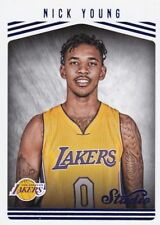 Nick Young 2016-17 Panini Studio Basketball Trading Card, #174