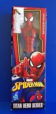 SPIDER-MAN FIGURE TITAN HERO SERIES MARVEL 11 INCHES SPIDERMAN SPIDER MAN
