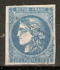 2911 France Classiques Cérès Bordeaux n° 46B YT Cote 25 €