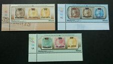 *FREE SHIP Malaysia 150 Years Straits Settlements Stamps 2017 (stamp plate) MNH