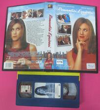 VHS film ROMANTICI EQUIVOCI 1998 Jennifer Aniston Kevin Bacon FOX (F180) no dvd