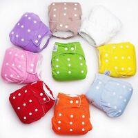 Waterproof Soft Diaper Covers Adjustable Reusable Summer Version Diapers Bags