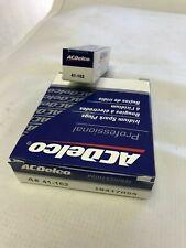 Spark Plug Iridium ACDelco Pro 41-162 set of 4