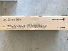 Brand New Genuine Xerox CT200571 Yellow 5400 5065