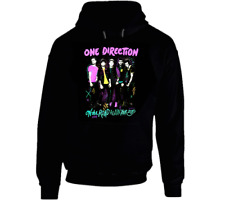 One direction on the road again 2015 tour merch Hoodie Shirt Men S-2XL V1575