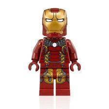 Lego Marvel Super Heroes IRON MAN TONY STARK Minifigure 76105  Infinity War