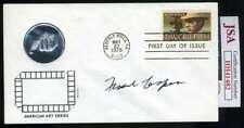 Frank Capra JSA Cert Signed 1975  FDC Cache Autograph