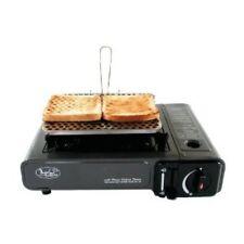 Toaster Toastaufsatz für Gaskocher Campingkocher Campingheizung Transportabel